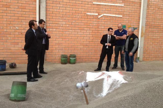Ação do MP combate falsificação de fertilizantes no RS, PR e SC MP/Divulgação