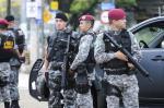 Agentes da Força Nacional começam a patrulhar Porto Alegre