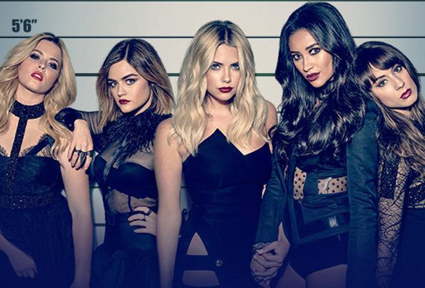 """""""Pretty Little Liars"""" começa a exibir a segunda parte de sua última temporada nesta terça-feira Divulgação/"""