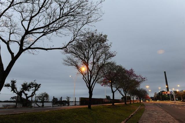 Chuva se despede de Porto Alegre nesta quarta-feira Ronaldo Bernardi/Agência RBS