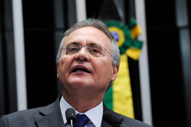 Renan diz que sistema político envelheceu e quer votar reforma em 9 de novembro Edilson Rodrigues / Agência Senado/Agência Senado