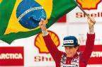 """Senna inspirou Hamilton para vitória em Cingapura: """"É quase como se ele falasse comigo"""" Genaro Joner/Agencia RBS"""