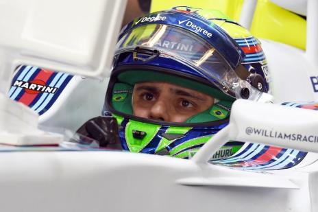 Após F-1, Felipe Massa participará de prova nos EUA em janeiro (JEWEL SAMAD/AFP)