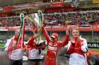 Francisco Luz: a dignidade de Felipe Massa Site oficial/ Ferrari/Divulgação