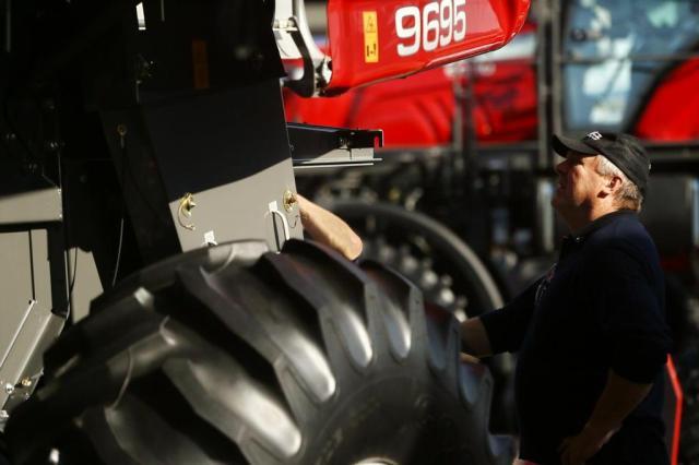 Resultado de imagem para Fabricantes de máquinas esperam bons resultados no segmento agrícola