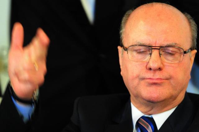 Cezar Schirmer assume a Secretaria de Segurança sob críticas Lauro Alves/Agencia RBS