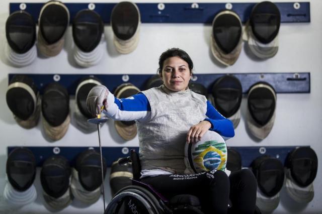 A história de dez atletas paraolímpicos que vencem limites para representar o Brasil na Rio 2016 Mateus Bruxel/Agencia RBS