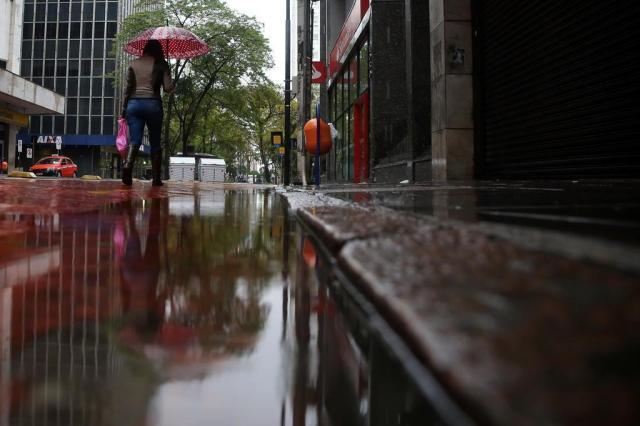 Previsão é de chuva em todo o Estado neste domingo Tadeu Vilani/Agencia RBS