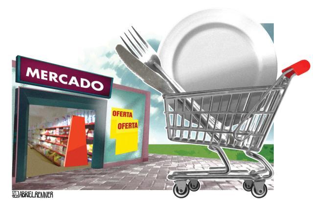 Veja como preparar sete refeições balanceadas para duas pessoas por menos de R$ 100 Gabriel Renner / Arte ZH/Arte ZH