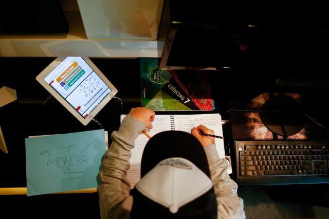 Desempenho em matemática e leitura cresce em todos os níveis do Ensino Fundamental no Brasil Anderson Fetter/Agencia RBS