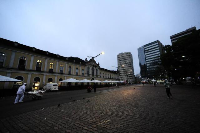 Porto Alegre terá pancadas de chuva nesta segunda-feira Ronaldo Bernardi/Agência RBS