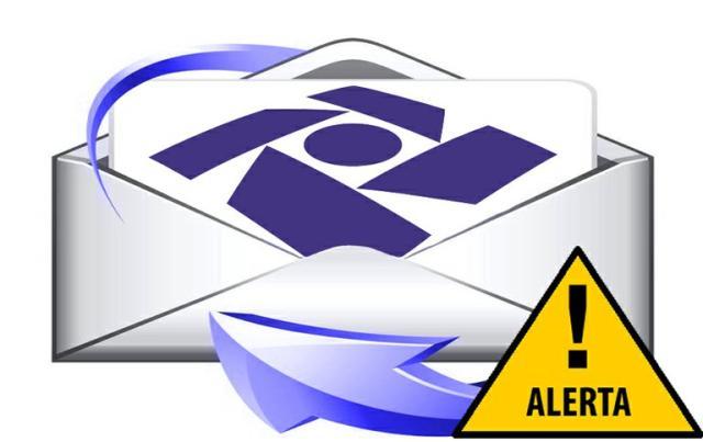 Saiba o que fazer ao receber falsos e-mails da Receita Federal Reprodução / Receita Federal/Receita Federal