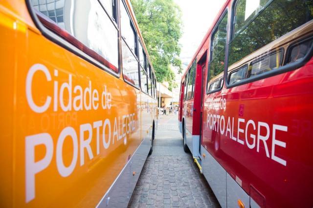 Empresas de ônibus da Capital vão pedir revisão de contrato Felipe Martini/Agencia RBS