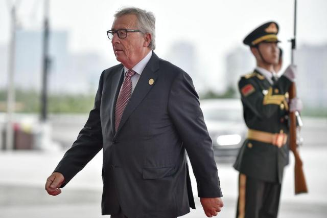Negociação do Brexit iniciará após as eleições no Reino Unido, diz porta-voz da UE Etienne Oliveau/AFP