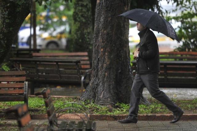 Pode chover forte no Rio Grande do Sul na manhã desta terça-feira Jean Pimentel/Agencia RBS