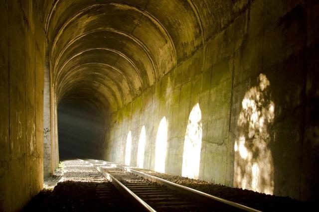 Túneis, trilhos e grandes pilares são atrações na região do Viaduto 13, no Vale do Taquari Rafaela Ely/Agencia RBS