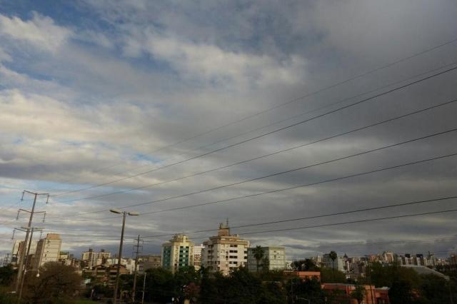 Terça-feira será de chuva e vento intenso no RS Félix Zucco/Agência RBS