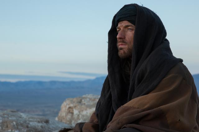 """""""Últimos dias no deserto"""" mostra provação cumprida por Jesus Cristo Mares Filmes / Divulgação/Divulgação"""