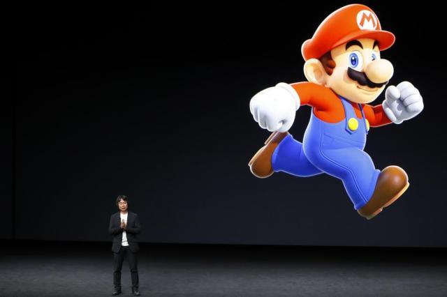 Fãs de 'Mario' poderão matar a saudade da franquia com novo jogo para iPhone STEPHEN LAM/GETTY IMAGES NORTH AMERICA