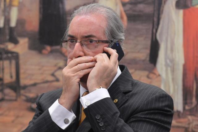 Moro intima Eduardo Cunha para prestar contas à Lava-Jato Antônio Cruz/Agência Brasil