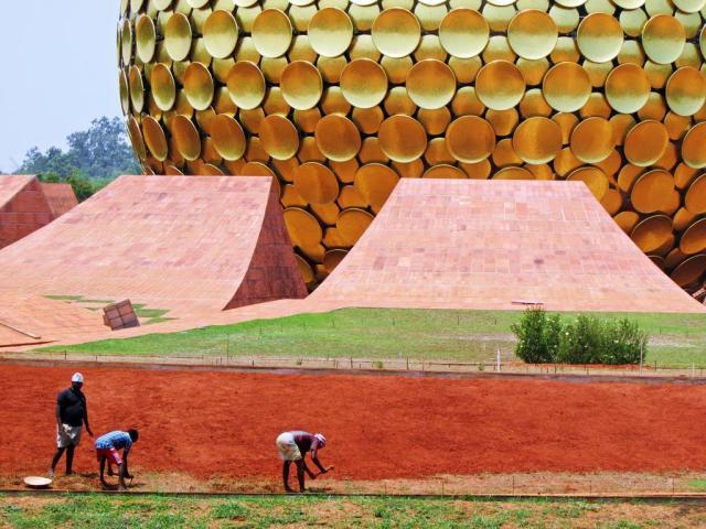Auroville, a cidade indiana que busca a unidade entre os homens Ariel Camargo/Arquivo Pessoal