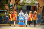 A escola nota 10 em cidadania Diogo Sallaberry/Agencia RBS