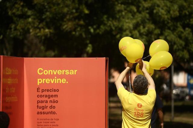 Campanha para mudar nome do bairro Tristeza é ação para conscientizar sobre o suicídio Carlos Macedo/Agencia RBS