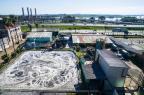 Mesmo com odor forte na zona norte da Capital, Justiça dá novo prazo para Cettraliq retirar resíduos (Bruno Alencastro/Agencia RBS)