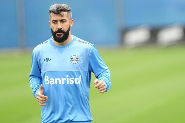 Grêmio enfrenta o Fluminense com Douglas e sem Bolaños Carlos Macedo/Agencia RBS