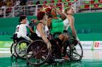 Brasileiras perdem para Canadá no basquete de cadeira de rodas, mas estão classificadas Washington Alves/CPB
