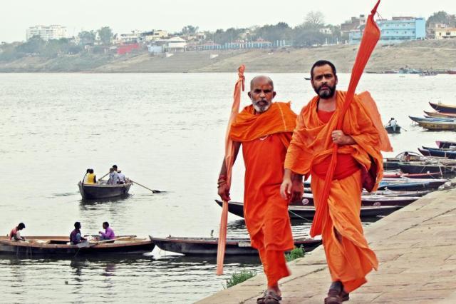 Ioga e espiritualidade na cidade sagrada de Varanasi, na Índia Ariel Camargo/Arquivo Pessoal