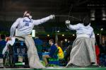 Jogos Paraolímpicos Rio 2016: Esgrima em cadeira de rodas (masculino)