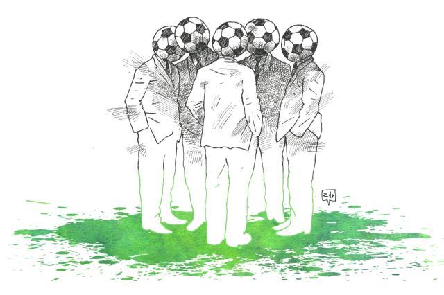 Coronéis do Futebol: a força da Bancada da Bola em Brasília Edu  / Arte ZH/Arte ZH