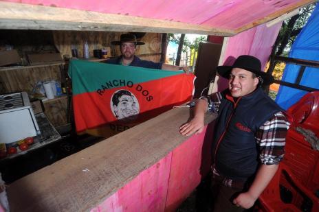 Festejos já começaram nos Acampamentos Farroupilha de Caxias do Sul (Jonas Ramos/Agencia RBS)