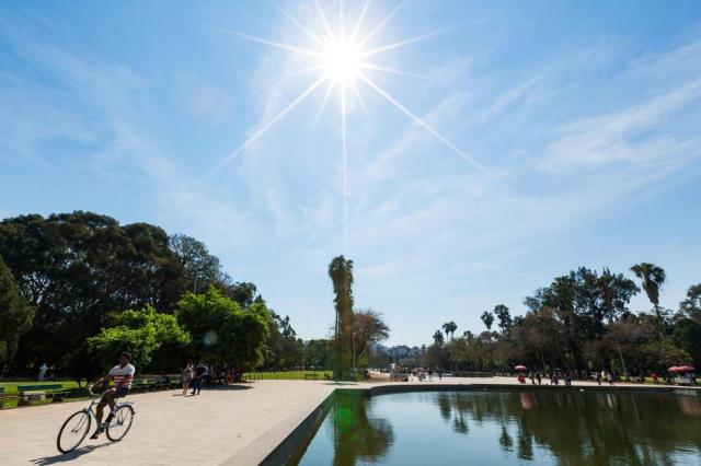 Sexta-feira deve ser de sol com temperatura agradável à tarde Omar Freitas/Agencia RBS