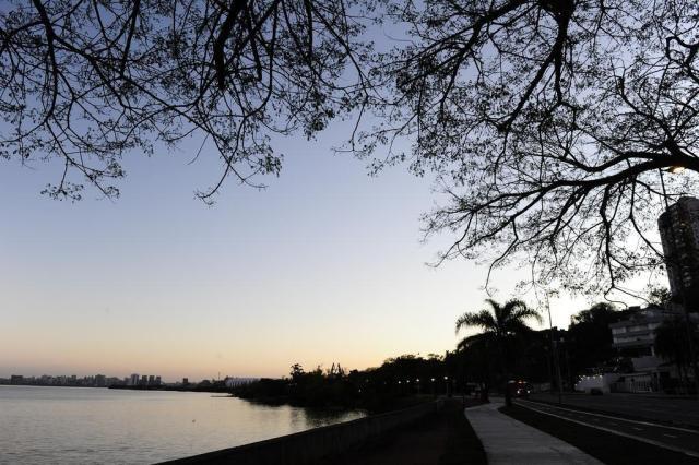 Tempo firme permanece no Rio Grande do Sul até domingo Ronaldo Bernardi/Agência RBS