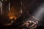 """Tribo indígena faz homenagem a Domingos Montagner: """"Ele agora é um protetor do Rio São Francisco"""" Inácio Soares/Gshow"""