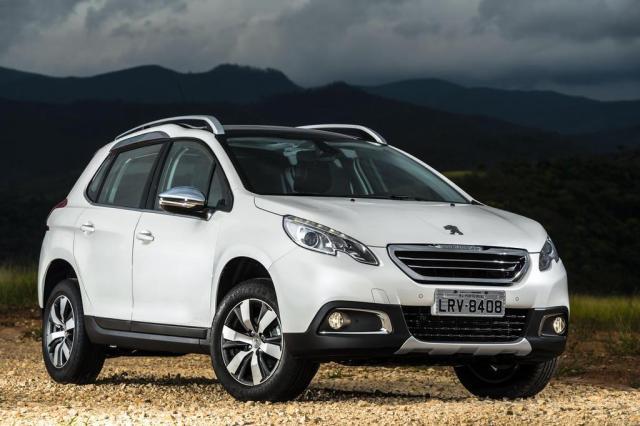 Surpresa: 2008 é o quarto veículo mais vendido em Porto Alegre Divulgação/Peugeot