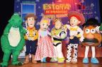 """Espetáculos sobre """"Peppa Pig"""" e """"Masha e o urso"""" e outras atrações para crianças neste fim de semana Rebeca Laila/Divulgação"""