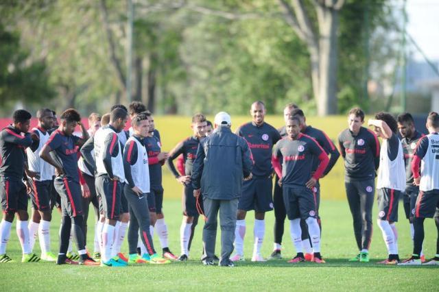 Inter treina em Belo Horizonte e fica de olho na rodada do Brasileirão Ricardo Duarte/Inter