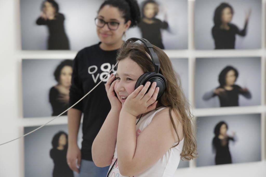 Em Canoas, exposição provoca a ver com os ouvidos e ouvir com os olhos Pedro Molnar/Agencia RBS