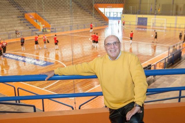 Morre Rudy Vieira, um dos maiores dirigentes e com mais títulos da história da ACBF ACBF/