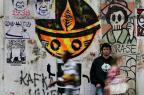 VÍDEO: livro conta trajetória de Dione Martins, criador do adesivo do indiozinho Xadalu Bruno Alencastro/Agencia RBS
