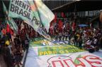 Manifestantes fazem ato contra governo Temer na Avenida Paulista Paulo Pinto/Agência PT