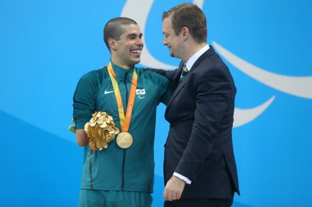 Brasil bate recorde de medalhas, mas não cumpre meta de ficar entre os cinco melhores da Paraolimpíada Cleber Mendes / CPB/ Divulgação/CPB/ Divulgação