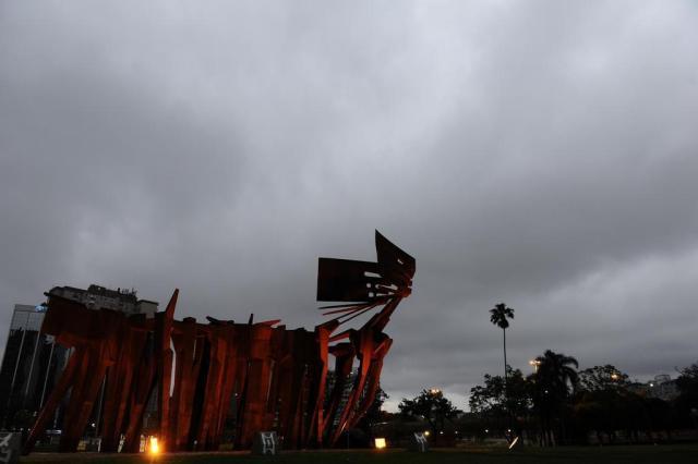 Porto Alegre terá segunda-feira nublada e máxima de 17°C Ronaldo Bernardi/Agencia RBS