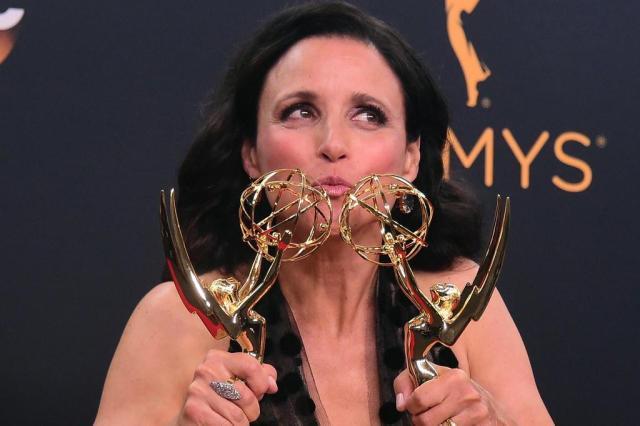 Os melhores memes do Emmy Valerie Macon/AFP