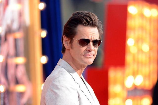 Jim Carrey é acusado de ter comprado os remédios usados no suicídio da ex-namorada Jason Merrit - AFP/AFP