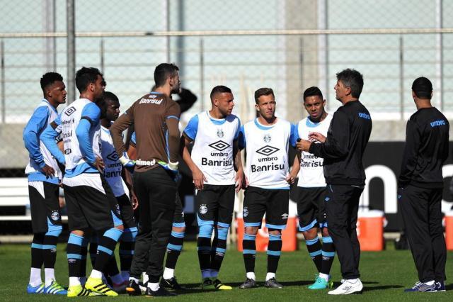 Grêmio aposta tudo na Copa do Brasil para salvar a temporada André Ávila/Agencia RBS