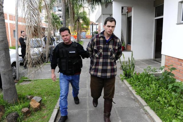 """""""Nunca passou pela cabeça que seria ele"""", diz cunhada de suspeito por encomendar morte de corretora Ronaldo Bernardi/Agencia RBS"""